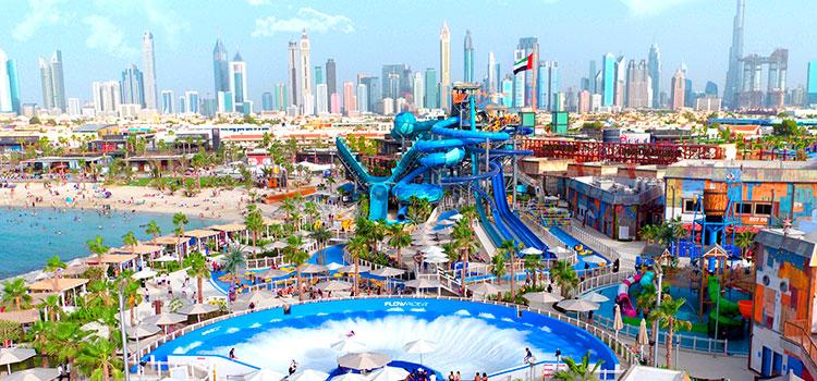 Особенности досуга в Дубае