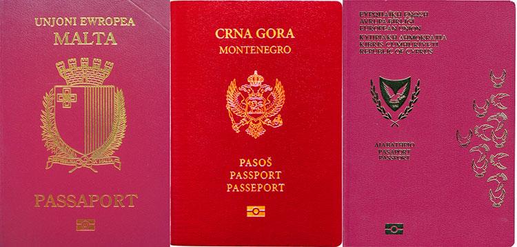 гражданство за инвестиции в Европе