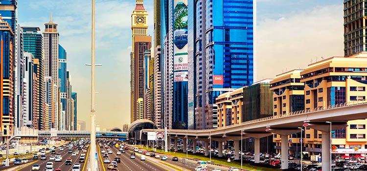 компании в ОАЭ в 2020 году
