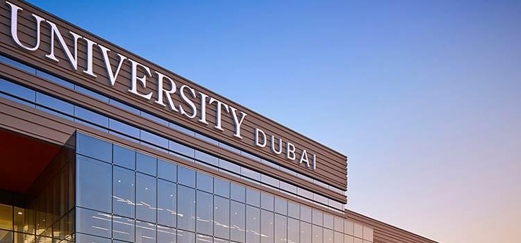 Перечень популярных университетов Дубая
