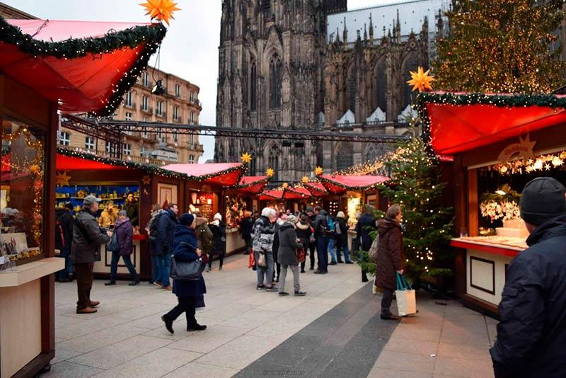 Рождество в Кельне 2019 / 2020 — незабываемый отдых в Германии