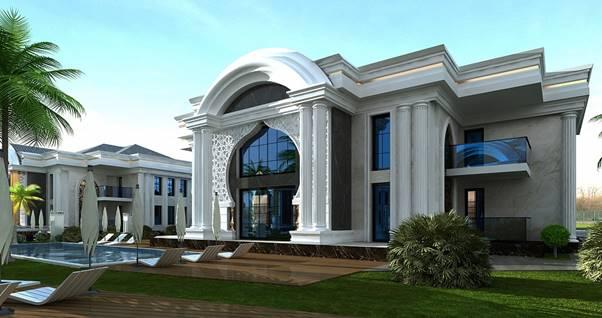 Самый крупный особняк в Анталии для состоятельных инвесторов — от 1 300 000 EUR