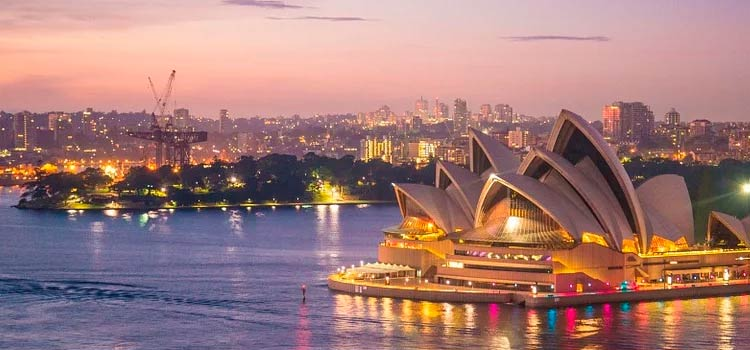 импорта в Австралии
