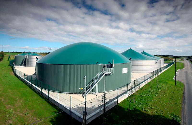 бизнес в Германии по производству биогаза