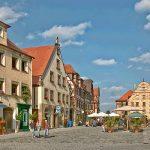 Переезд на ПМЖ в Германию в Фюрт — знакомство с местными достопримечательностями