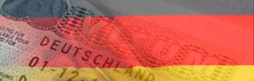 визу для поиска работы в Германии