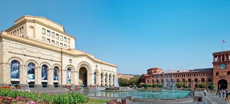 оформления въездной визы в Армению