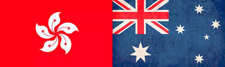 соглашение между Гонконгом и Австралией