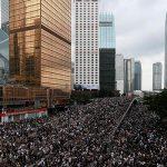 Жизнь в Гонконге в период протестов против закона об экстрадиции на материковый Китай