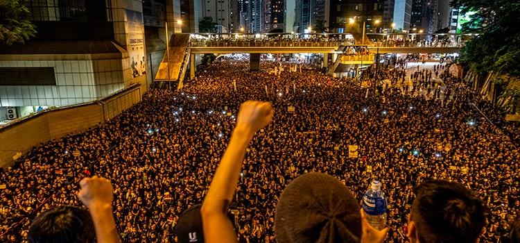 Гонконг и требования демонстрантов