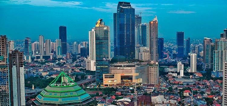 компании в Индонезии