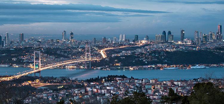 Профильные выставки в Турции