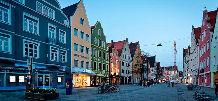 ПМЖ в Германию программы и веселых семейных выходных