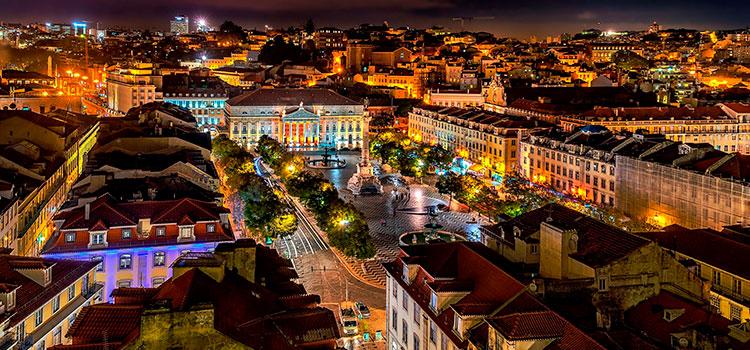 компанию в Португалии удалённо