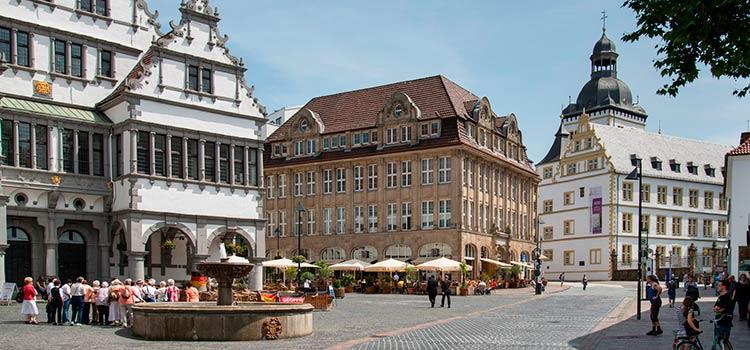 Переезд на ПМЖ в Германию в Падерборн для жителей стран СНГ