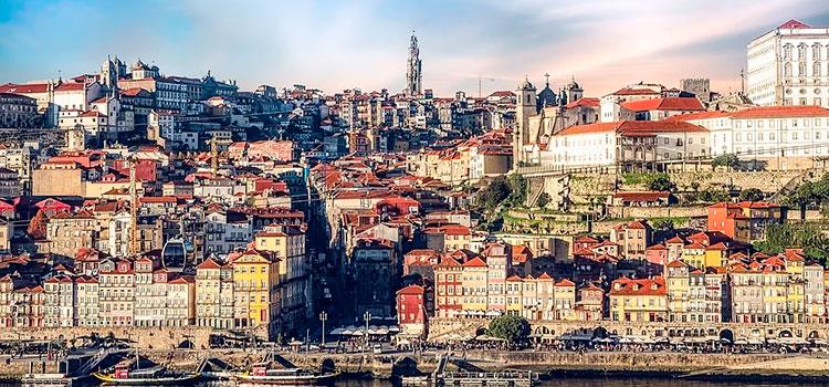 компанию в Португалии со счетом в Великобритании