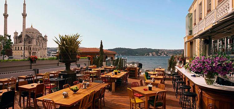 открыть ресторан в Турции
