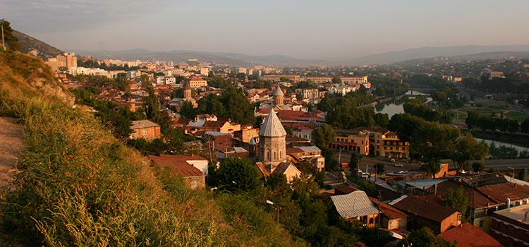 складирования в Тбилиси