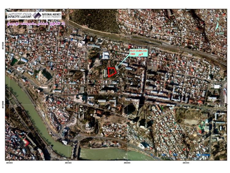 участок земли в Тбилиси