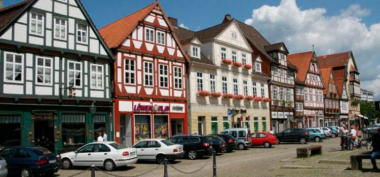 Вольфсбург на ПМЖ в Германию