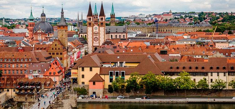 Вюрцбург - в Германию на ПМЖ