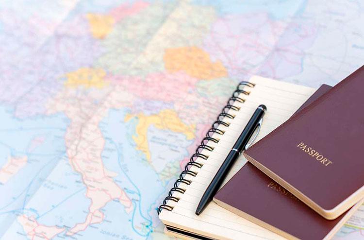 Эти страны могут начать выдавать паспорта