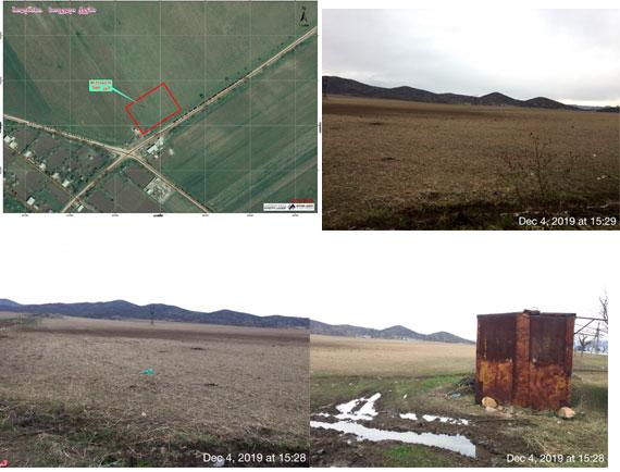 участок земли в Болнисском муниципалитете