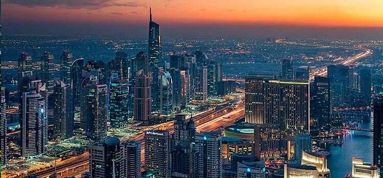 компании в Дубае в DMCC