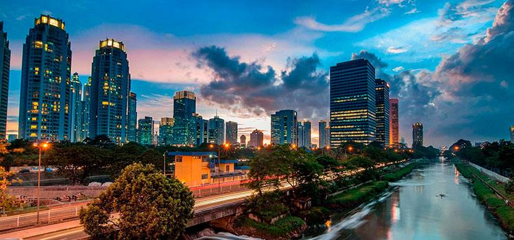 на каких правилах строиться налогообложение в Индонезии