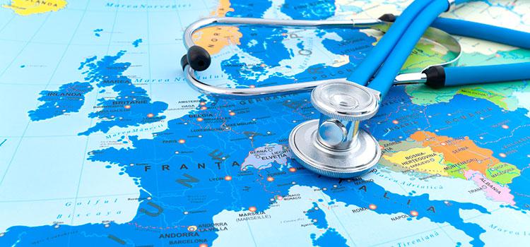 услуга международного страхования здоровья