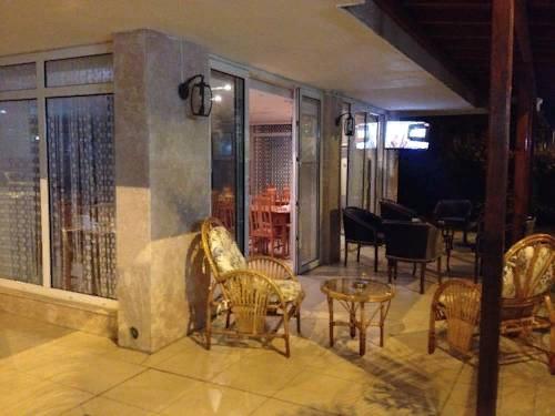 отель в Аналии