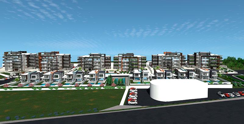 недвижимость на Кипре в комплексе MARR Resort