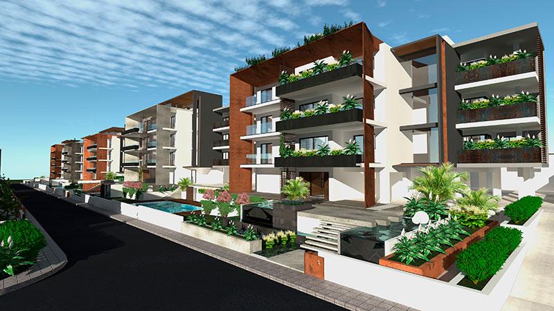 апартаменты MARR Resort