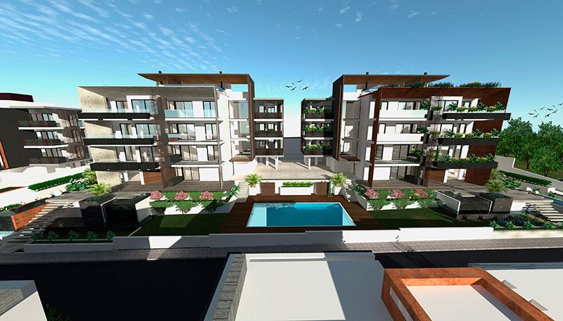 проект MARR Resort