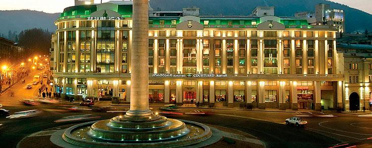 Посетите конференцию GREIMS Tbilisi