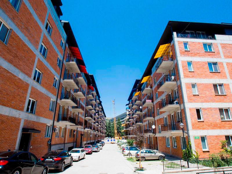 квартиры в новостройке в Тбилиси