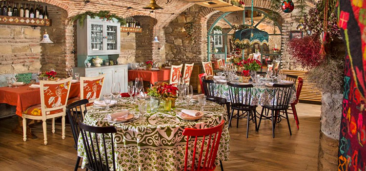 рейтинг ресторанов в тбилиси