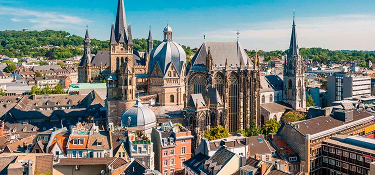 о лучших исторических городах Германии