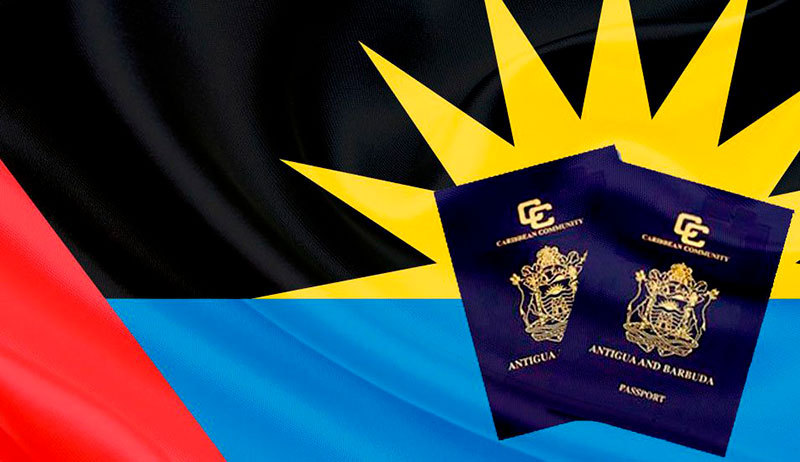 гражданство Антигуа и Барбуды за деньги
