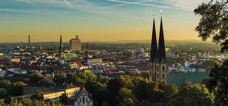 самые дешёвые немецкие города
