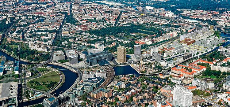 переехать на ПМЖ в Германию в Берлин