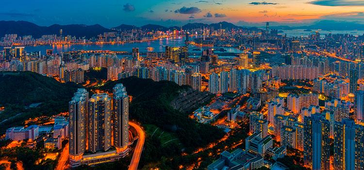 Открытие счета в Гонконге