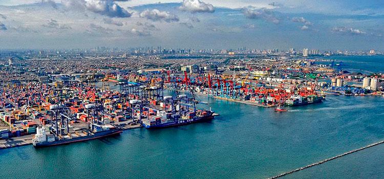 осуществить доставку грузов из Индонезии