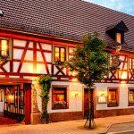 Купить готовый бизнес в Германии: гостиница с рестораном и квартирой