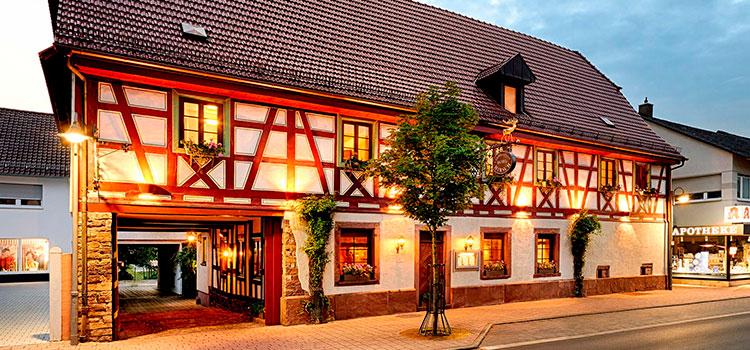 Купить готовый бизнес в Германии: гостиница с рестораном и квартирой — 490 000 EUR