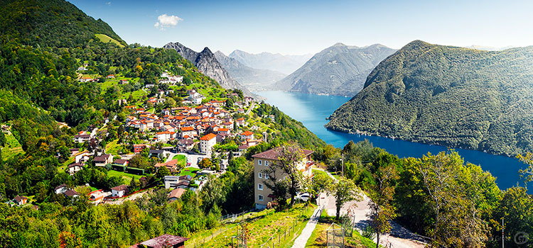 Зарегистрируйте швейцарскую компанию в кантоне Тичино