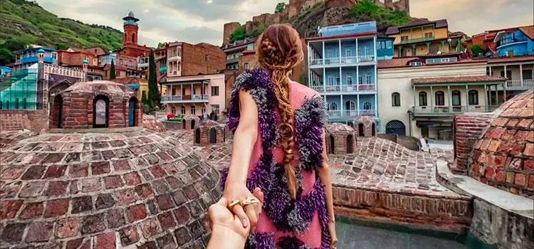 День влюбленных в Грузии: ТОП-5 лучших ресторанов Тбилиси для романтического вечера