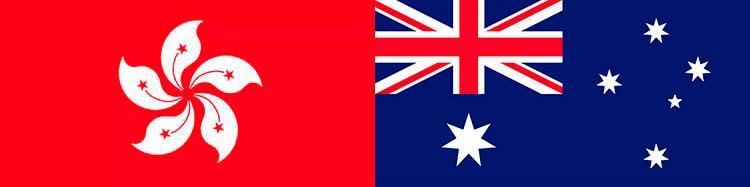 торговые соглашения между Гонконгом и Австралией