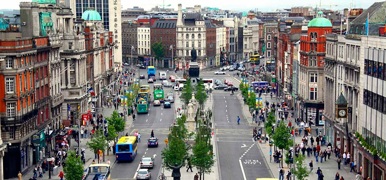 открыть счет в платежной системе Ирландии иностранцу