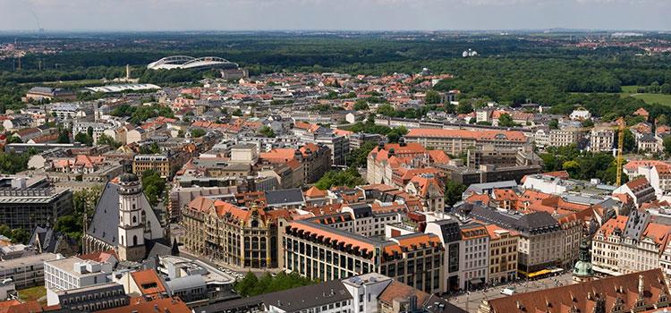Переезжая на ПМЖ в Германию в Лейпциг